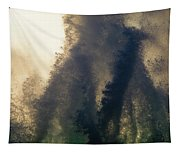 High Surf Explosion Tapestry