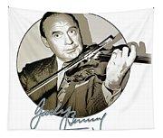 Jack Benny Tapestry