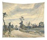 Louveciennes  Route De Saint   Germain  Tapestry