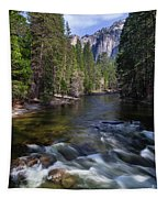 Merced River, Yosemite National Park Tapestry