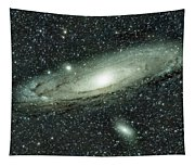 Messier 31, Andromeda Galaxy Tapestry