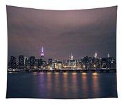 Midtown Manhattan Tapestry