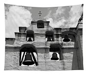 Mission Bells Tapestry