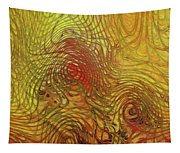 My Colorful World Tapestry