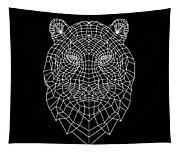 Night Tiger Tapestry