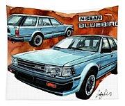 Nissan Bluebird Sw Tapestry
