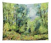 On The Edge Of The Marsh Tapestry