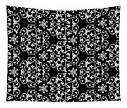 Ornate Pattern Drawing Tapestry