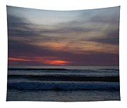 Outer Banks Sunrise Tapestry