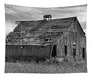 Palouse Barn 9933 Tapestry