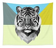 Party Tiger Tapestry