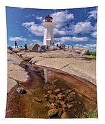 Peggy's Cove Tapestry