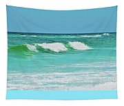 Rolling Waves Tapestry