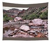 Salt River Canyon Arizona Tapestry