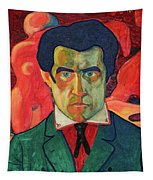 Self Portrait, 1910 Tapestry