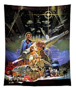 Star Wars The Empire Strikes Back Tapestry