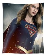 Supergirl Tapestry