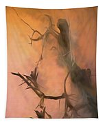 Swamp Woman Tapestry