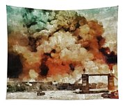 The Blitz, Wwii Tapestry