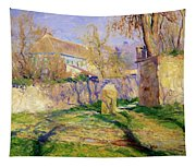 The Blue House  Tapestry