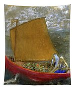 The Yellow Sail, 1905 Tapestry