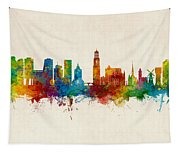 Utrecht The Netherlands Skyline Tapestry