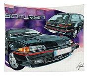 Volvo 480 Turbo Tapestry
