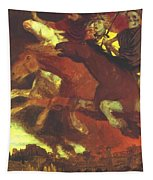 War 1896  Tapestry