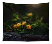 Wildflower Bouquet  Tapestry