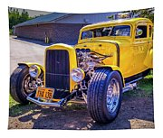 1931 Ford Model A 5 Window Coupe Tapestry