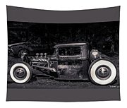 1934 Ford Pickup Hot Rod Tapestry