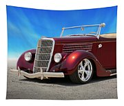 1935 Ford Roadster Tapestry