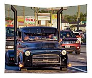 1951 Dodge Fargo Tractor Truck Tapestry