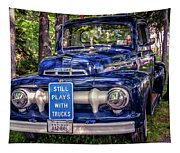 1951 Mercury Pickup Truck Tapestry