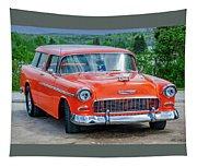 1955 Chevrolet Bel Air Nomad Tapestry