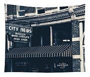 City News - Mansfield, Ohio Tapestry