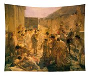 Death Of Virginia Study  Tapestry