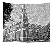 First Baptist Church Columbia Tapestry