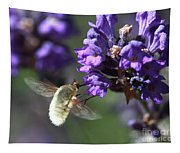 Fly Bee Tapestry