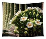 Saguaro Blossoms  Tapestry