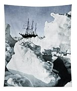 Shackleton Expedition Tapestry by Granger
