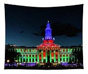 2019 Civic Center Denver Tapestry