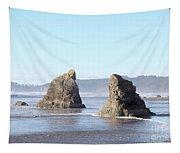 Ruby Beach Sunshine Tapestry