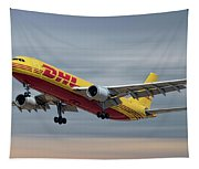 Dhl Airbus A300-f4 Tapestry
