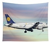 Lufthansa Airbus A319-114 Tapestry