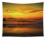 Peaceful Serenity Tapestry