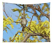 Willow Flycatcher Tapestry