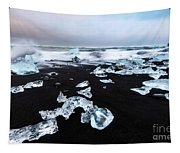 Diamond Beach Tapestry