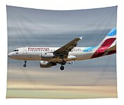 Eurowings Airbus A319-112 Tapestry