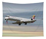 Iberia Regional Bombardier Crj-1000 Tapestry
